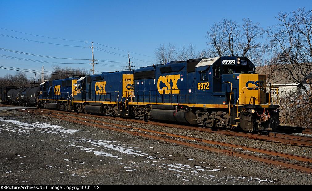 CSX 6972