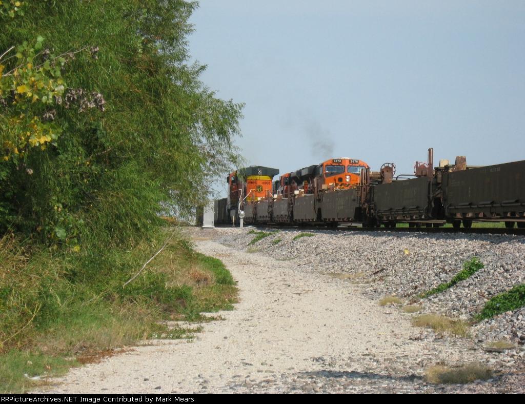 BNSF 4966