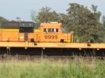 BNSF 9999