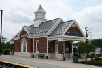 New Metra depot