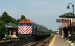 Ex-Amtrak F40