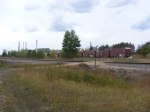 Some boxcars at Potlatch
