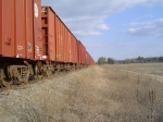 Rosby Siding- Covered Hoppers