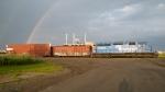 Rain, Sun, Clouds, & Rainbow along with ex-CR & company
