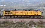 UP 7080 (AC44CW) Cajon Pass CA. 2/17/2010