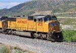 UP 4000 ( SD70M Class Unit) Cajon Pass CA. 6/5/2011
