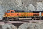 BNSF 5049 (C44-9W) at Blue Cut-Cajon Pass CA. 1/28/2010