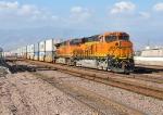 BNSF 7904 & 5115