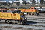 UP 5355 / BNSF 7741