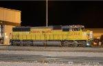 UP 2364 (SD60M) West Colton CA. 12/6/2013