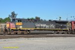 UP (AC4400CW) 6374 ex SP 328 at West Colton, CA. 1/16/2011