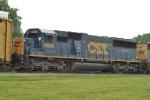 CSXT 8634