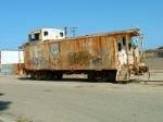 SP caboose 1482