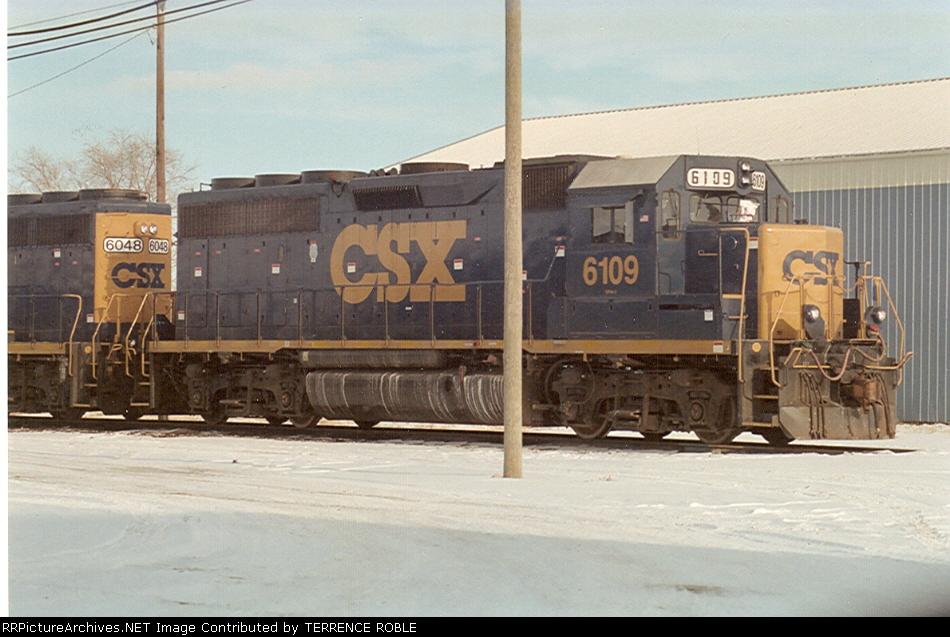 CSXT 6109