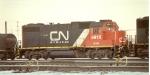 CN(GTW) 4915