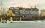 CSXT 8421