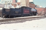 Royal Hudson 2839 in Storage on the Blue Mountain & Reading