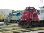 D&H 7312 & SOO 6022