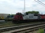 D&H 7312, SOO 6022, CP 5629