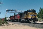 UP 5834 with CP SD9043MAC and AC4400CW in 2002