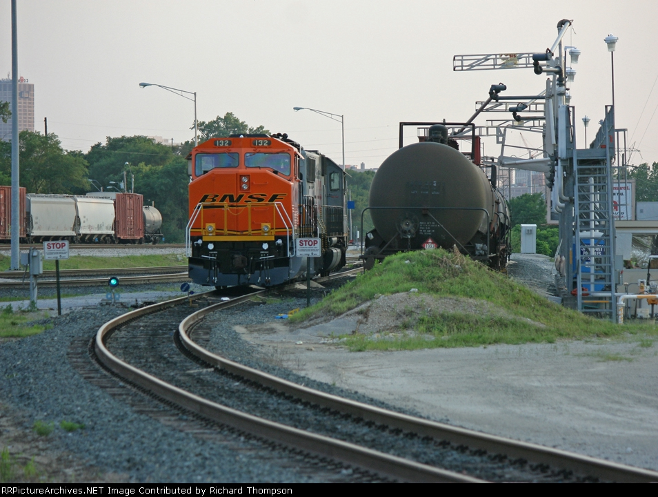 BNSF 132