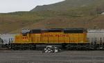 Union Pacific #3687
