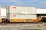 DTTX 760510-B, Containers are: OOLU 951666 & OOLU 694820 Verdemont CA. 9/30/2017