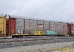 CSX 620245-B with Containers: CMAU 528925 & OOCU 682700. Verdemont CA. 9/30/2017