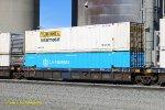SFLC 9017-C (ex BRAN 9017-C) Containers: JBHU 235213 & RBTJ 531474. Monolith CA. 11/14/2017