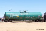 PROX 71177 at March Field CA. 6/27/2017. In the back ground a USAF Transport jet lands at March Field CA.