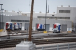 UTA 20 Middle  Loco waits to get serviced at the UTA Hub