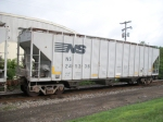 NS 3 Bay Covered Hopper