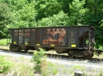 Wheeling & Lake Erie (former BN) 3 Bay Hopper