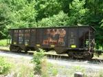 Wheeling & Lake Erie (former BN) 3 Bay Hopper