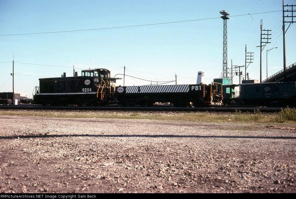 IHB 9204 and PB1