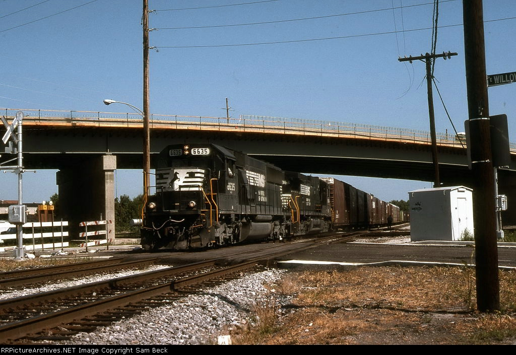 NS 6635 and 8864