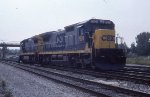 CSX 7629 and 7630