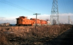 EJ&E Caboose Hop from State Line Generating Plant to Kirk Yard