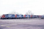 GTW 5800, 5811, 5928, 5803, and 6409