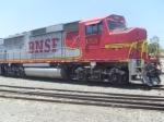 BNSF GP60M #153