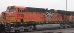 BNSF #7705