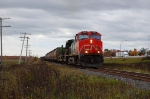 CN 310 was just meeting CN 310 at CN Trudel