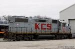 KCS GP38-2 1919