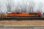 KCS SD70ACe 4038