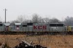 KCS SD50 708