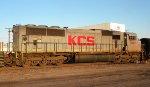 KCS 3907 Back side