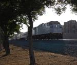 Metrolink Train 330 w/ a Double Header