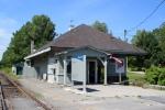 Claremont Jct. Amtrak Station/Bike Shop