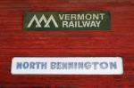 North Bennington Freight Depot