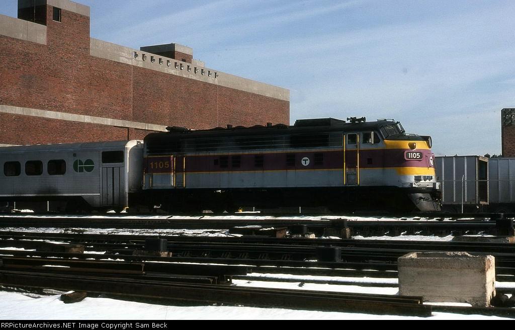 MBTA 1105